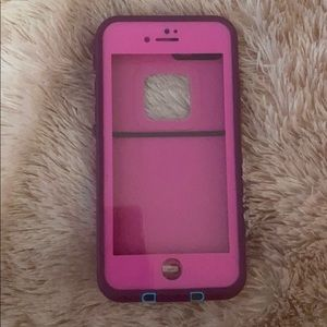 Life proof case(iPhone)